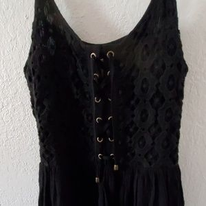 Forever 21 Dresses - Lace Tie Front Dress